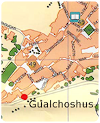 Map of Gualchos - click to see full scale